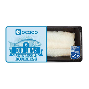 Picture of Boneless Cod Loins