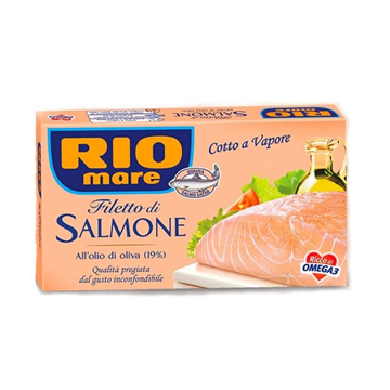 Picture of Canned Salmon Fillets