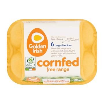 Picture of Golder Irish Eggs