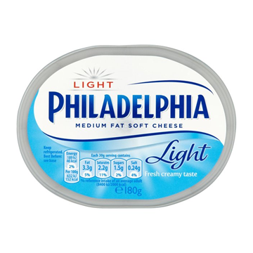 Picture of Philadelphia Soft Cheese - Light