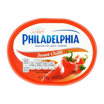 Picture of Philadelphia Soft Cheese - Sweet Chilly